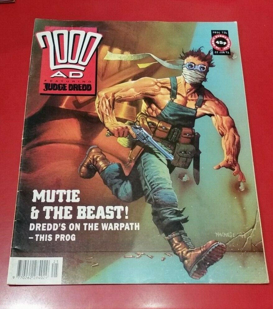 Judge-Dredd-2000AD-comic-book-736-22-JUN-1991-362707544926